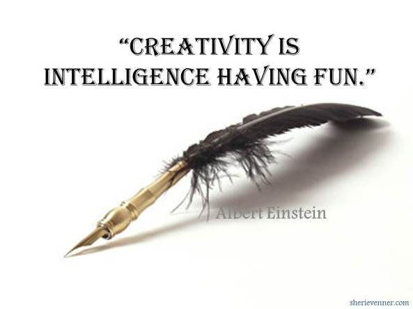 Creativity-is-intelligence-having-fun